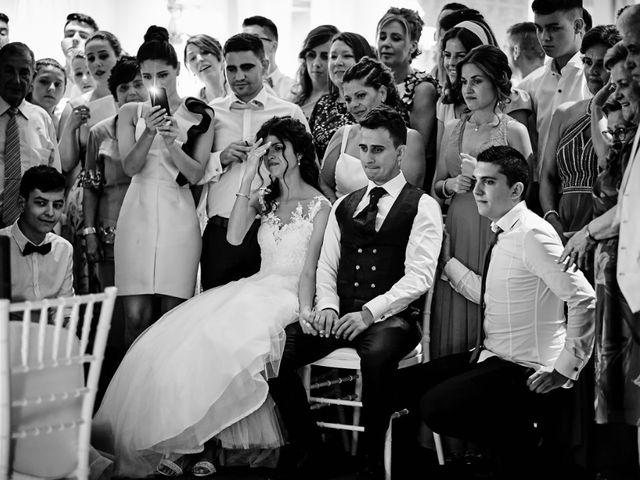 La boda de Alfonso y Sonia en Outes, A Coruña 67