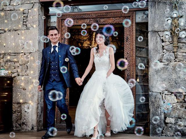 La boda de Alfonso y Sonia en Outes, A Coruña 71