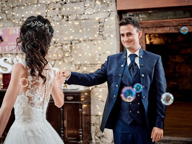 La boda de Alfonso y Sonia en Outes, A Coruña 72