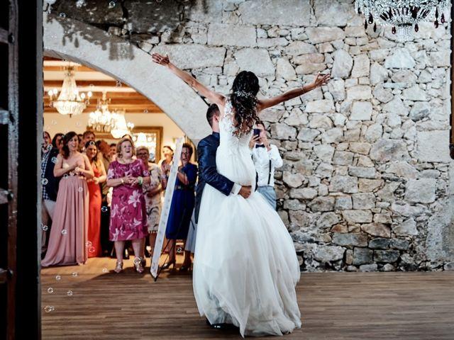 La boda de Alfonso y Sonia en Outes, A Coruña 74