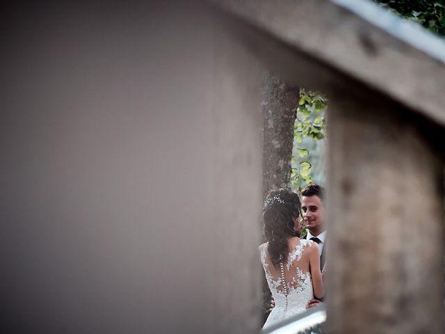 La boda de Alfonso y Sonia en Outes, A Coruña 76