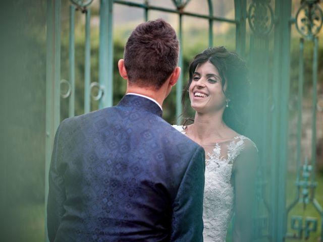 La boda de Alfonso y Sonia en Outes, A Coruña 77