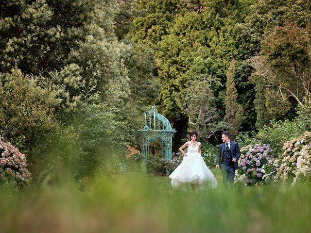 La boda de Alfonso y Sonia en Outes, A Coruña 79
