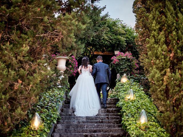 La boda de Alfonso y Sonia en Outes, A Coruña 1