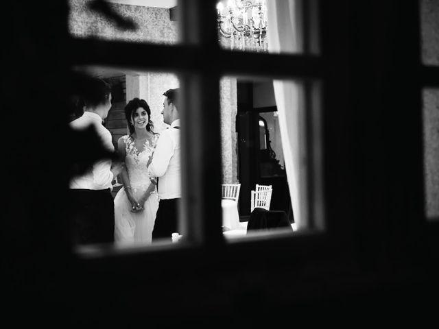 La boda de Alfonso y Sonia en Outes, A Coruña 87
