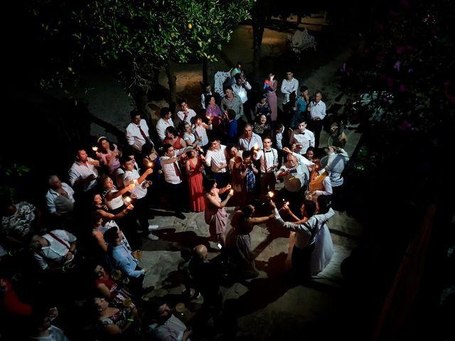 La boda de Alfonso y Sonia en Outes, A Coruña 89