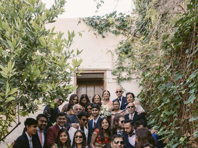 La boda de Curro y Shireen en Alcala De Guadaira, Sevilla 14