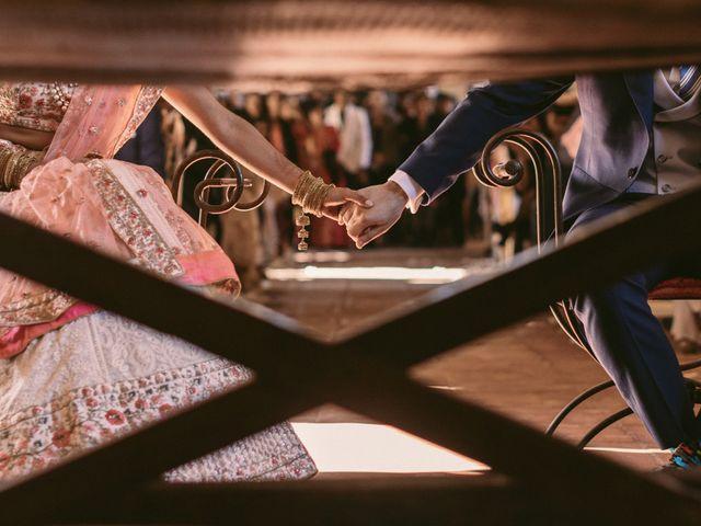La boda de Curro y Shireen en Alcala De Guadaira, Sevilla 23