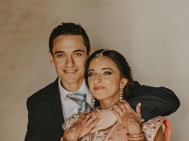 La boda de Curro y Shireen en Alcala De Guadaira, Sevilla 28