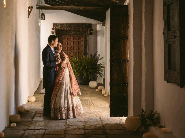 La boda de Curro y Shireen en Alcala De Guadaira, Sevilla 29