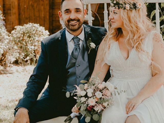 La boda de Txeli y Xavier
