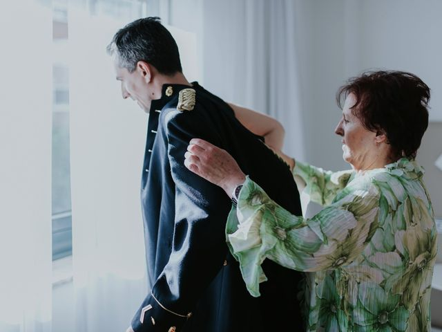 La boda de Jaime y Gloria en Madrid, Madrid 26