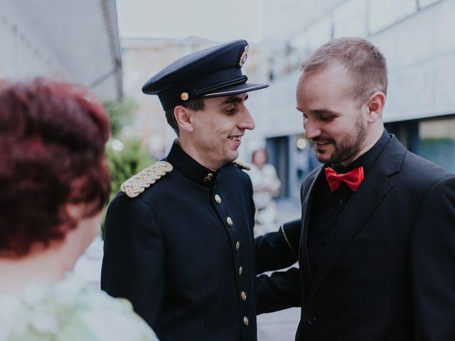 La boda de Jaime y Gloria en Madrid, Madrid 34