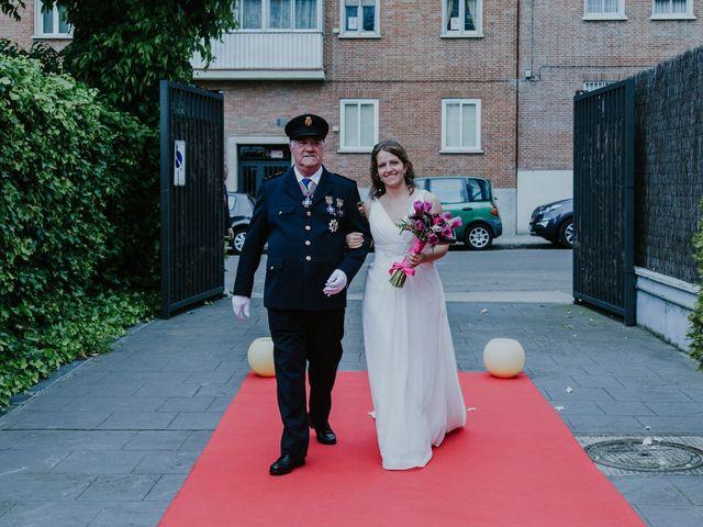 La boda de Jaime y Gloria en Madrid, Madrid 37