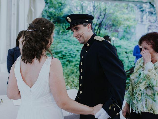 La boda de Jaime y Gloria en Madrid, Madrid 39