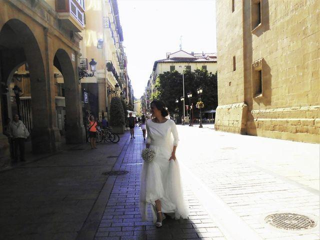 La boda de Miguel y Natalia en Logroño, La Rioja 3