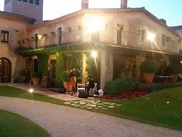 La boda de Cristian y Elisabeth en La Garriga, Barcelona 11