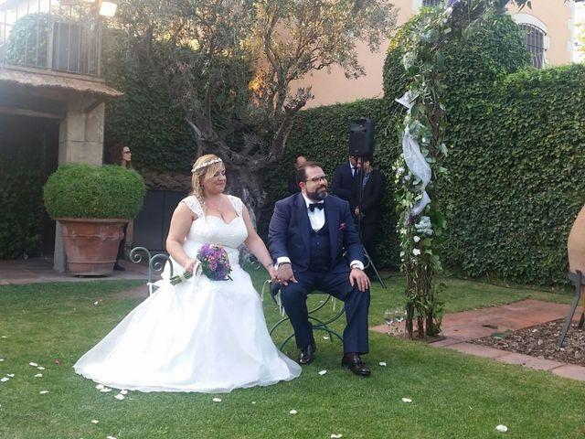 La boda de Cristian y Elisabeth en La Garriga, Barcelona 1