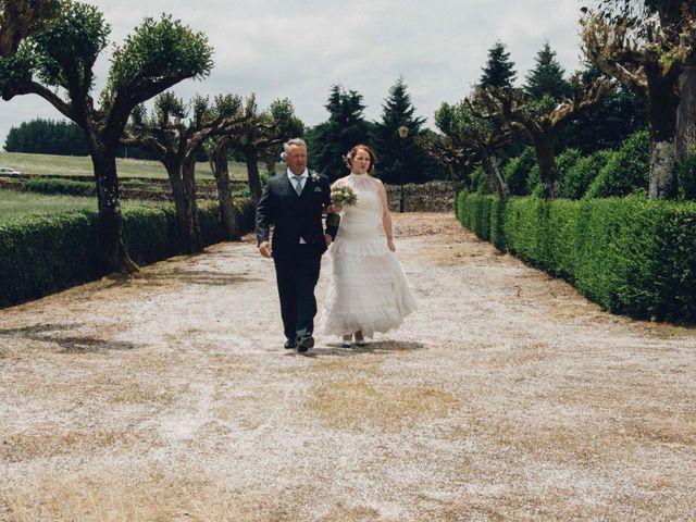 La boda de Denis y Verónica en Monterroso (San Miguel), Lugo 13