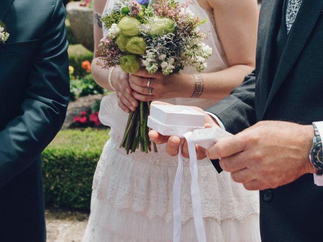 La boda de Denis y Verónica en Monterroso (San Miguel), Lugo 14
