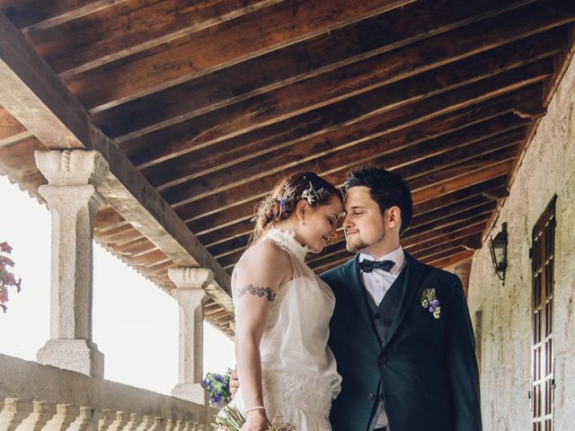 La boda de Denis y Verónica en Monterroso (San Miguel), Lugo 17