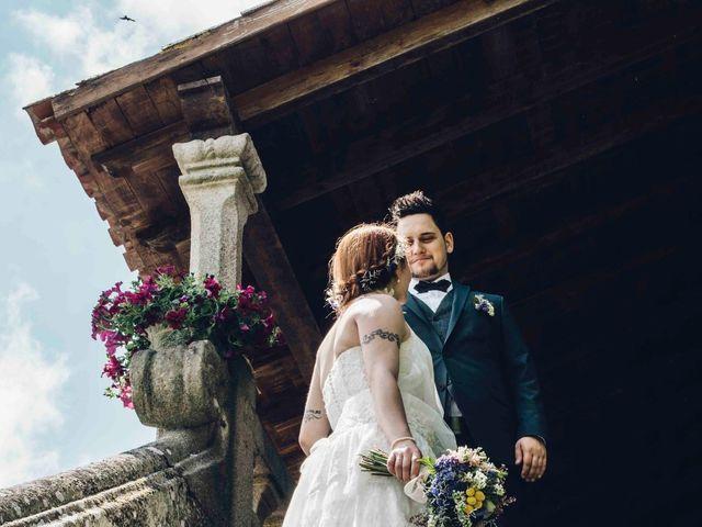 La boda de Denis y Verónica en Monterroso (San Miguel), Lugo 23