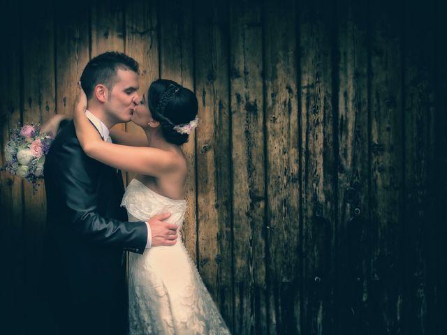 La boda de Roser y Iván
