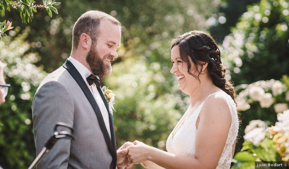 La boda de Kyler y Marina en Sant Fost De Campsentelles, Barcelona