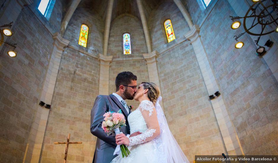 La boda de Dani y Esther en El Bruc, Barcelona