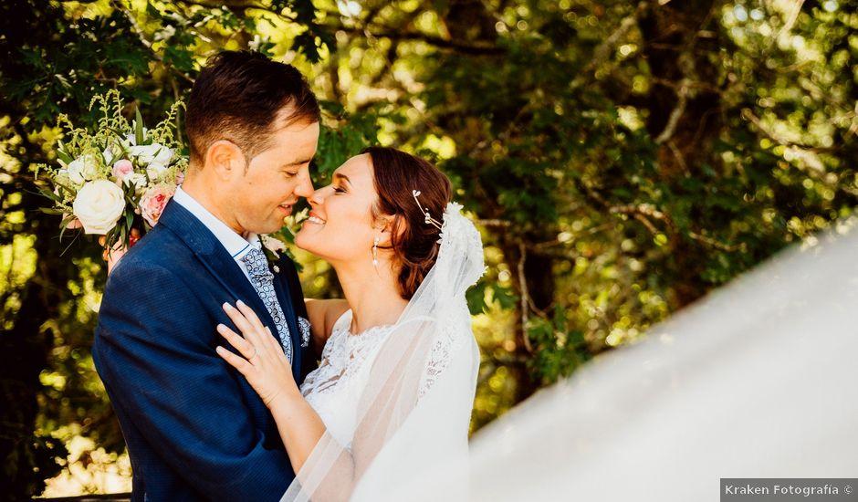 La boda de Jorge y Paula en Boboras, Orense
