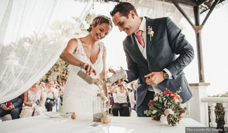 La boda de Vanesa y Oscar en Benalmadena Costa, Málaga