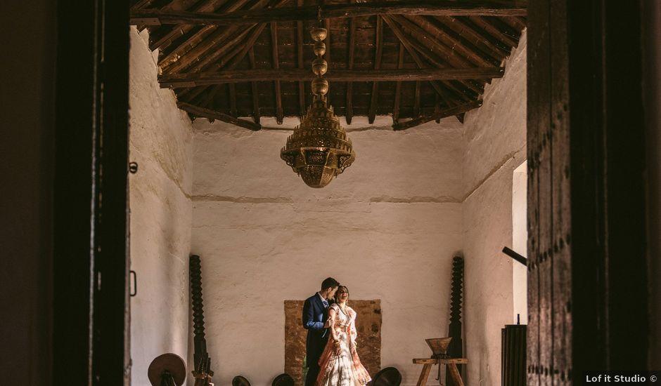 La boda de Curro y Shireen en Alcala De Guadaira, Sevilla