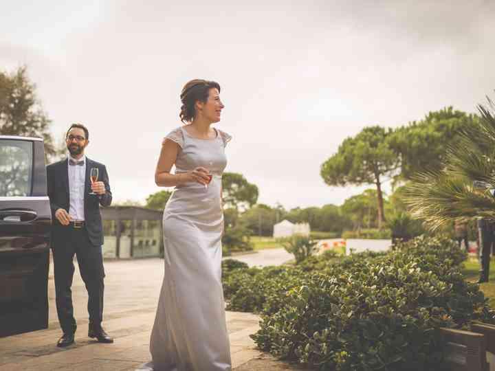 La boda de Maite y Adolfo