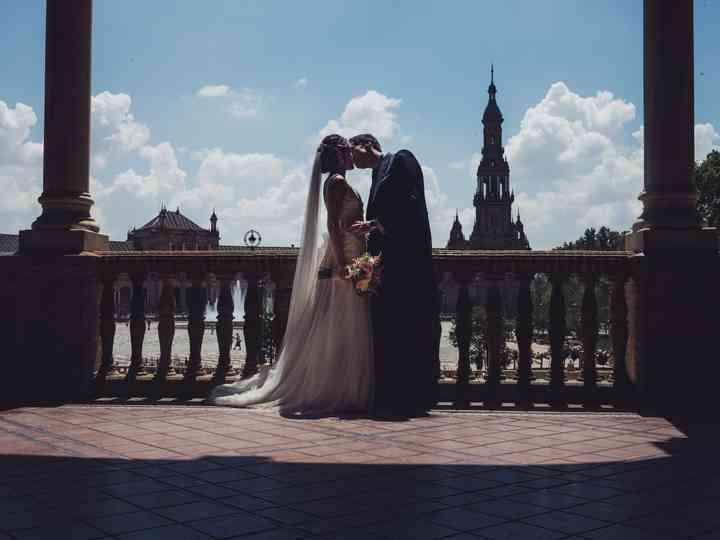 La boda de Elena y Pablo