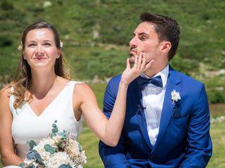 La boda de Sofia y Aitor