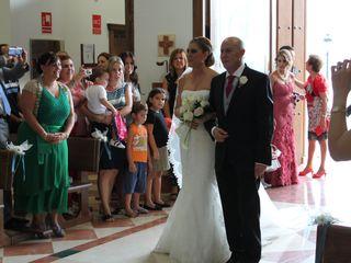 La boda de Ana María y Carlos 2