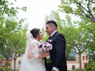 La boda de Elena y German
