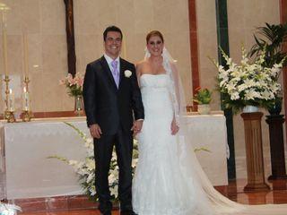 La boda de Ana María y Carlos