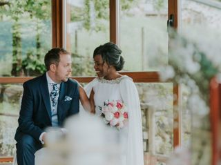 La boda de Ana y Ander