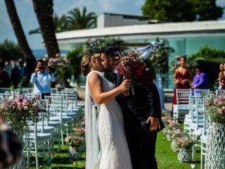 La boda de Jorge y María José