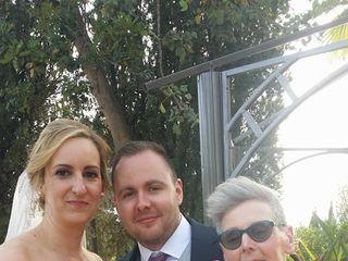 La boda de Eli y Conor 1