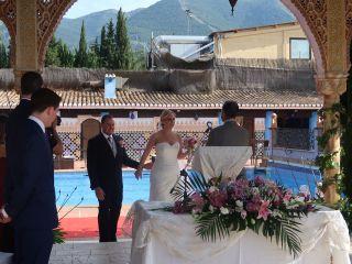 La boda de Eli y Conor