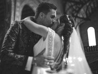 La boda de Miriam y Eric