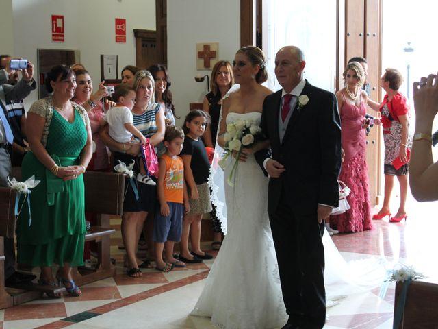 La boda de Carlos y Ana María en Estación De Cartama, Málaga 1