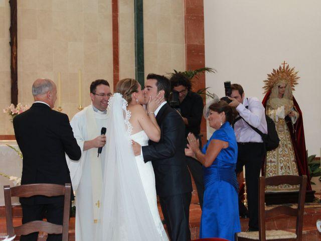 La boda de Carlos y Ana María en Estación De Cartama, Málaga 3