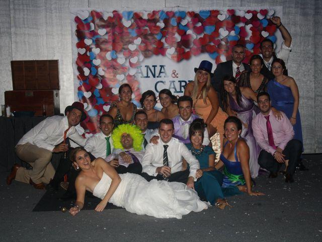 La boda de Carlos y Ana María en Estación De Cartama, Málaga 5