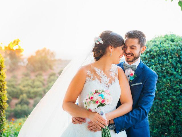 La boda de Miriam y Victor