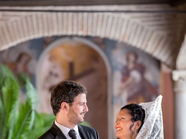 La boda de Dani y Rosa María en Granada, Granada 12