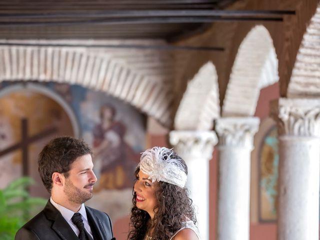 La boda de Dani y Rosa María en Granada, Granada 13