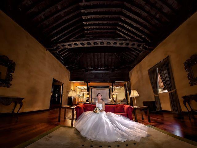 La boda de Dani y Rosa María en Granada, Granada 19